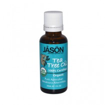 Jason Natural Products Organic Tea Tree Oil
