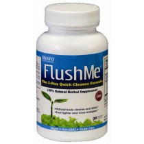 Canfo Natural Products FlushMe Detox Herbal Supplement