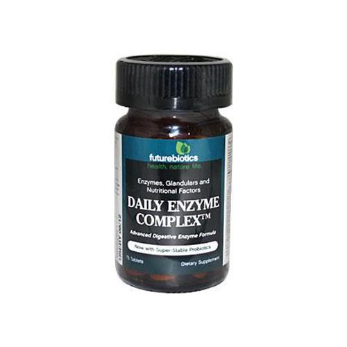 FutureBiotics Daily Enzyme Complex Dietary Supplement