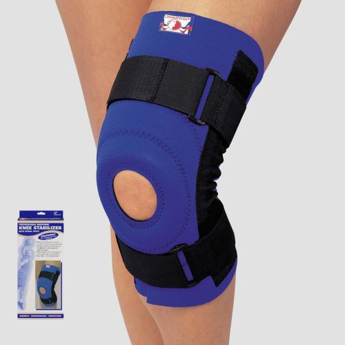 Neoprene Knee Stabilizer with Spiral Stays