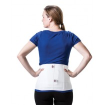 Triple Pull Elastic Lumbosacral Support with Pad