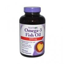 Natrol Omega 3 Fish Oil Lemon