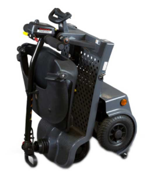 echo folding scooter 4bd