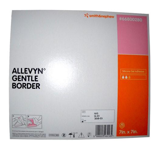 Smith and Nephew Allevyn 66800280 Gentle Border