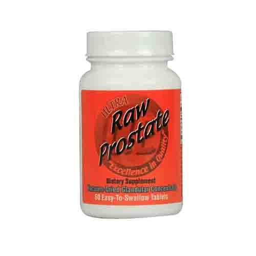 Raw Prostate Glandulars