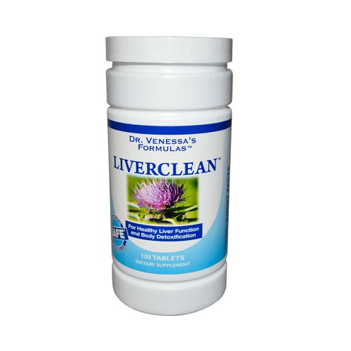 Dr Venessas LiverClean Dietary Supplement