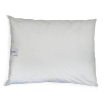 McKesson Reusable Bed Pillow with Polyester Cotton Cover