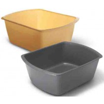 Rectangular Plastic Washbasins