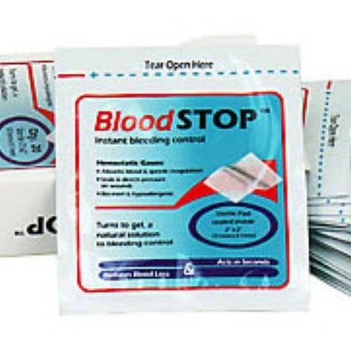 BloodStop Instant Bleeding Control Hemostatic Gauze