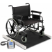 Detecto Wheelchair Scale - Portable and Bariatric