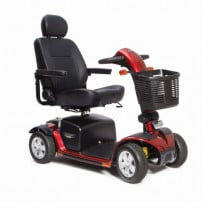 Victory 10 4-Wheel Scooter | FDA Class II Medical Device* - Portable