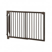 Richell Expandable Walk Thru Pet Gate