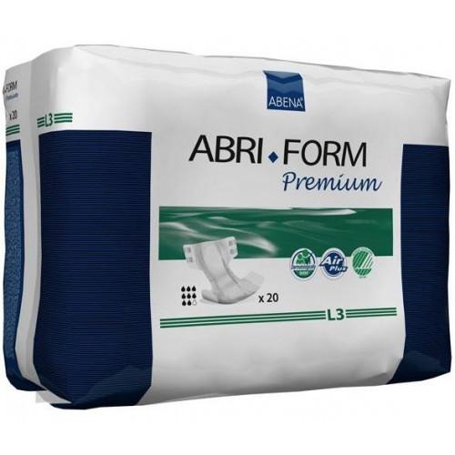 Abri-Form L3 Premium Briefs, Large - Abena 43067
