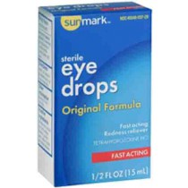 Sunmark Eye Drops