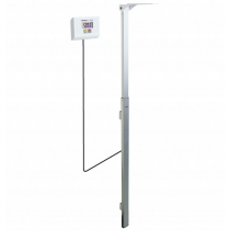 Detecto DHRWM ProDoc Digital Stadiometer Standalone Wall Mount Height Rod