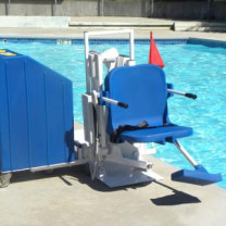 ADA Standard Portable Pool Lift