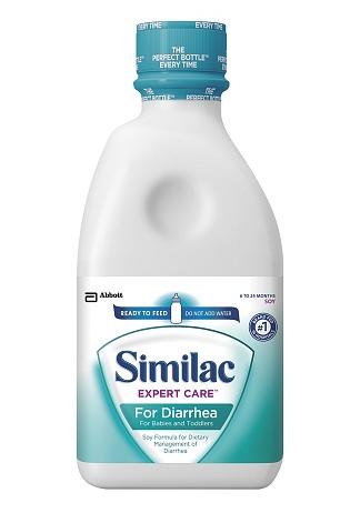 Similac Expert Care For Diarrhea Infant Formula Ready To