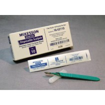 Disposable Scalpels by Medi-Pak
