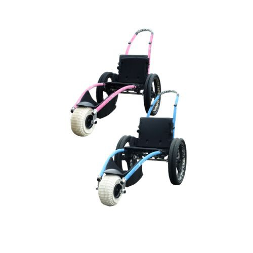 Vipamat Hippocampe Beach All Terrain Wheelchair