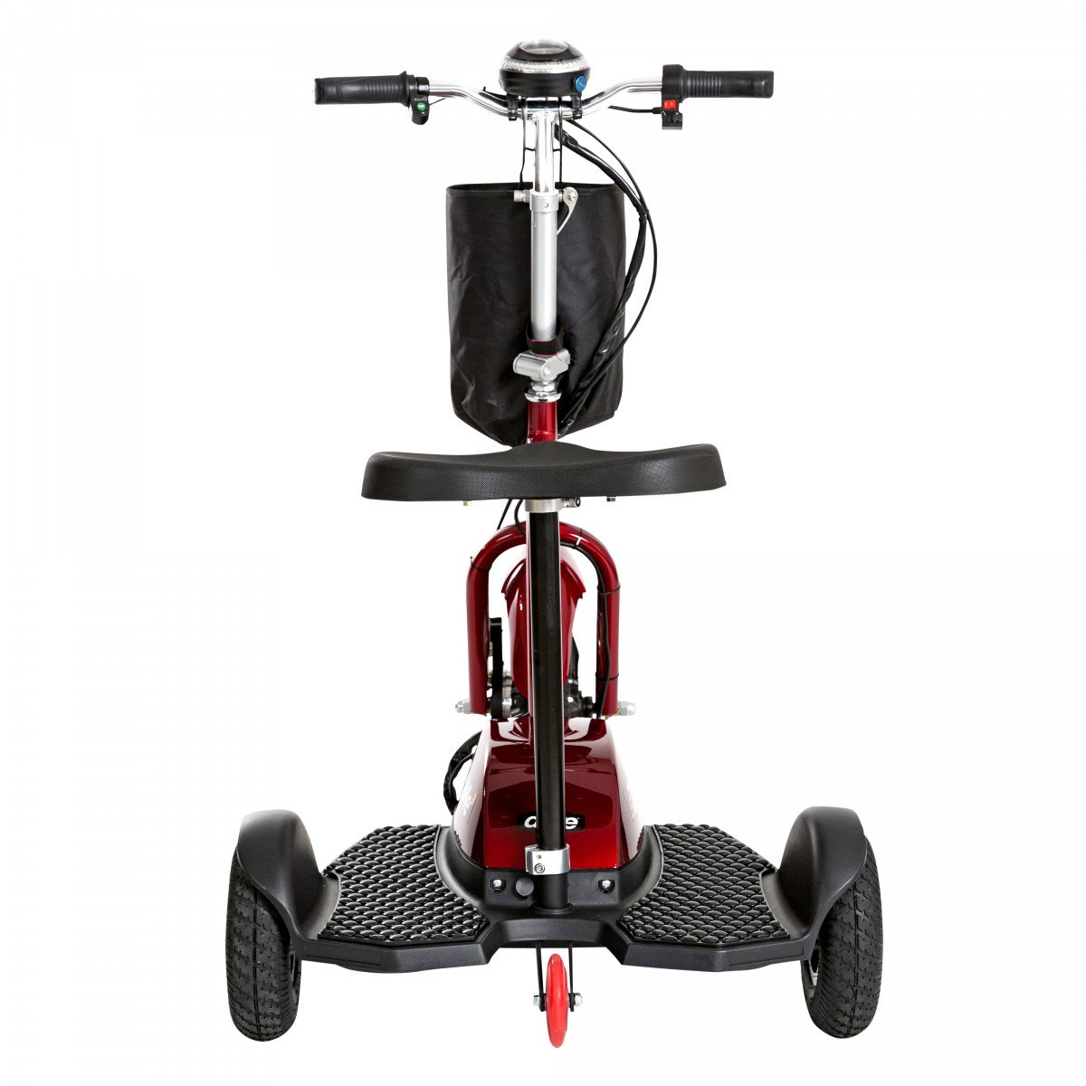 zoome 3 wheel recreational scooter 719
