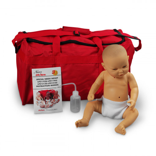 Life/form Special Needs Infant (Female) & Replacement Bags