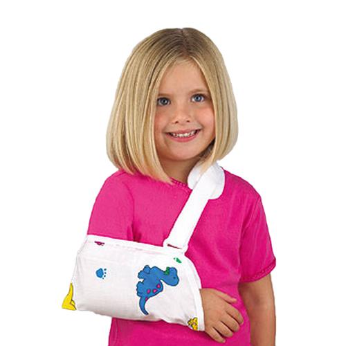 Pediatric Cradle Arm Sling