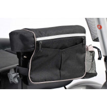 Drive Power Chair Armrest Bag Accessory