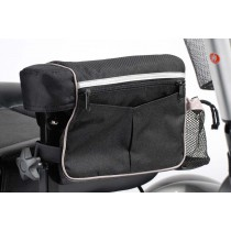 Power Chair Armrest Bag Accessory