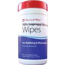 Pharma-C-Wipes Pre-Moistened First Aid Antiseptic Wipes