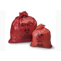 Printed Biohazard Waste Bag