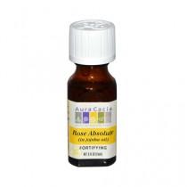 Aura Cacia Aromatherapy Rose Absolute in Jojoba Oil