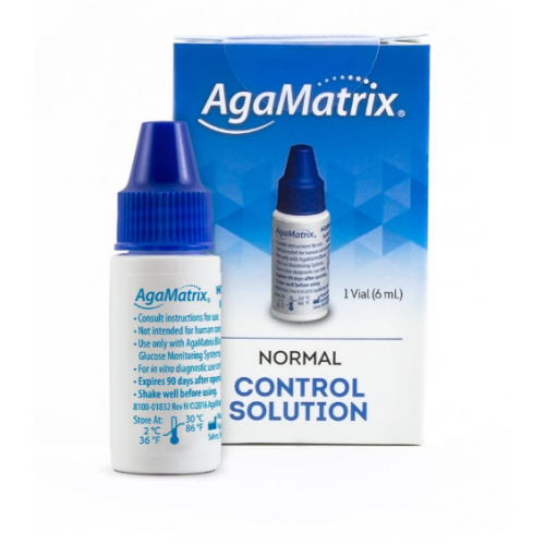 AgaMatrix Normal Control Solution