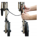 Drive Knee Walker Height Adjustment