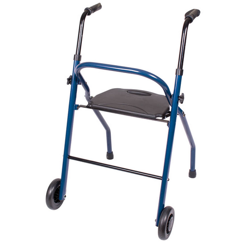 Front Wheeled Walker With Seat