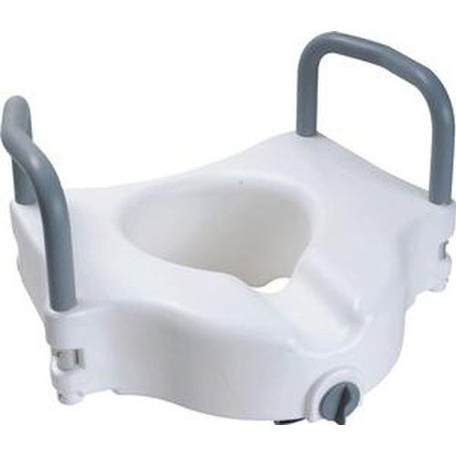 Raised Toilet Seat by Cardinal Health