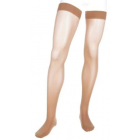 Mediven Assure Thigh High Compression Stockings w/ Silicone Top Band CLOSED TOE 20-30 mmHg