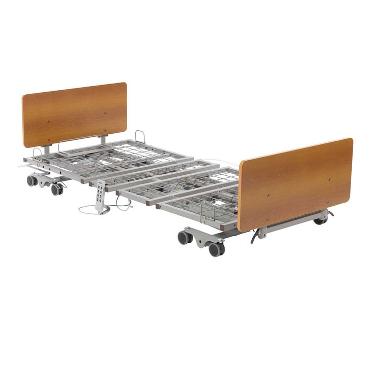 prime care p503 low hospital bed d30