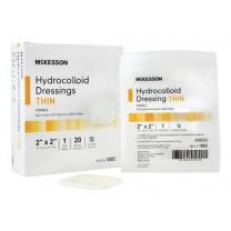 Hydrocolloid Dressing 2 x 2 Inch - Sterile
