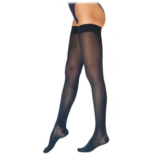 Sigvaris 860 Select Comfort Series Women's Thigh-High Compression Stocking - 862N CLOSED TOE 20-30 mmHg