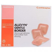 Smith and Nephew Allevyn 66800276 Gentle Border