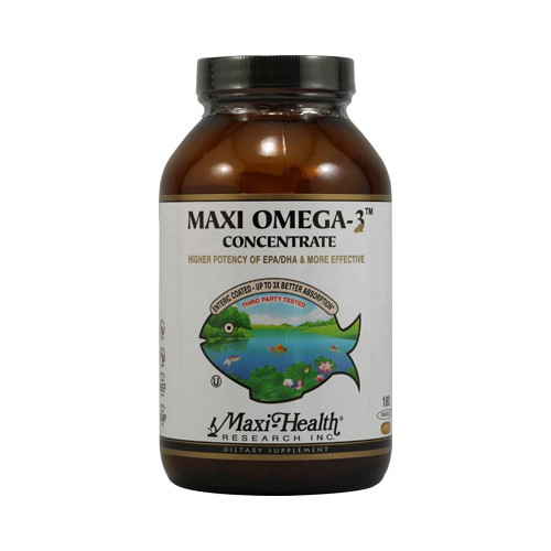 Maxi Health Maxi Omega 3 Concentrate