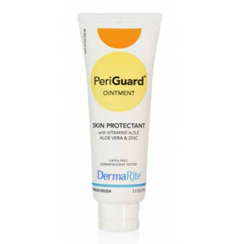 PeriGuard Skin Protectant Ointment with Vitamins, Aloe Vera & Zinc
