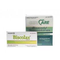 Bisacodyl Suppositories