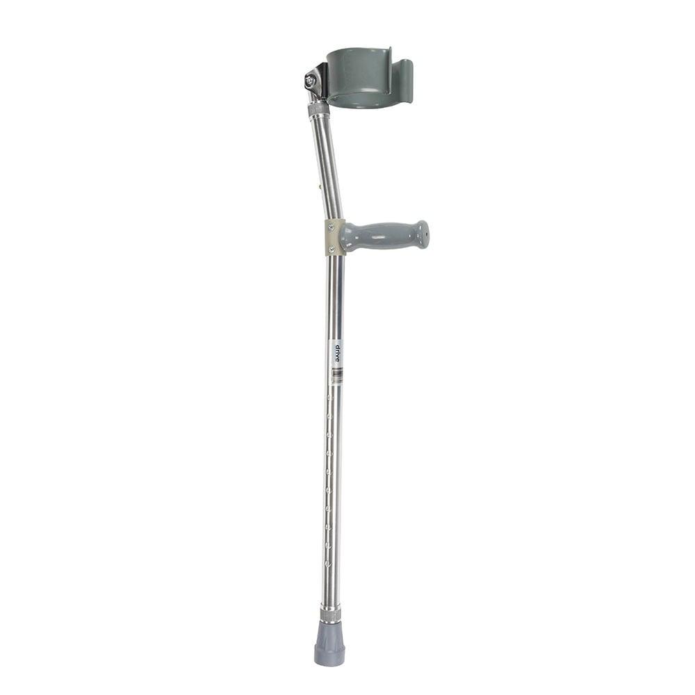 Forearm Crutches Heavy Duty Bariatric Steel 10403hd