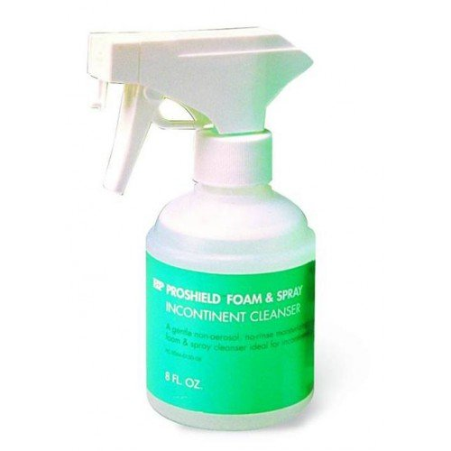 ProShield Foam & Spray Incontinent Cleanser