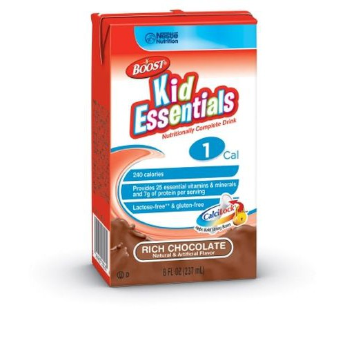 BOOST KID ESSENTIALS 1.0 Chocolate - 8 oz
