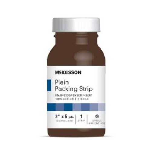 McKesson Plain 2 Inch Packing Strips