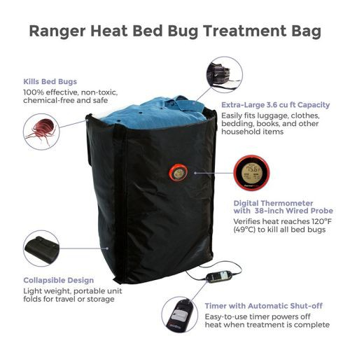 Thermalstrike Ranger Portable Bed Bug Heat Treatment