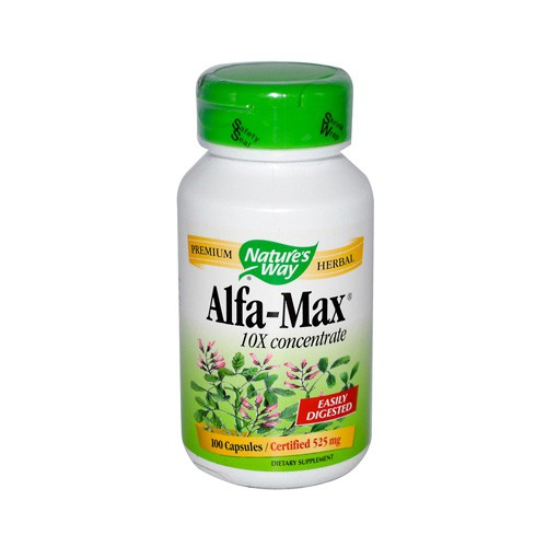 Nature's Way Alfa Max Concentrate