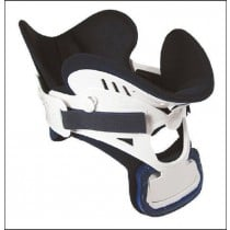 Cervical Collar Replacement Pad, works with Miami J two piece cervical collar super short, fits kyphotic (chin on chest)